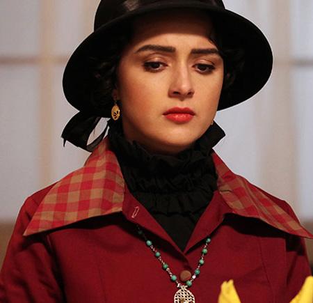 فروش گردنبند ترانه علیدوستی مرغ آمين سریال شهرزاد
