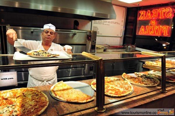 پیتزا فروشی خوب شیراز