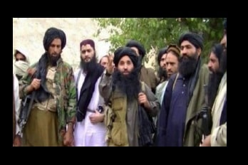 بیشتر اعضا گروه اسلامی طالبان از میان قوم پشتون هستند