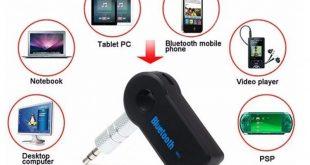 دانگل بلوتوث به AUX و USB