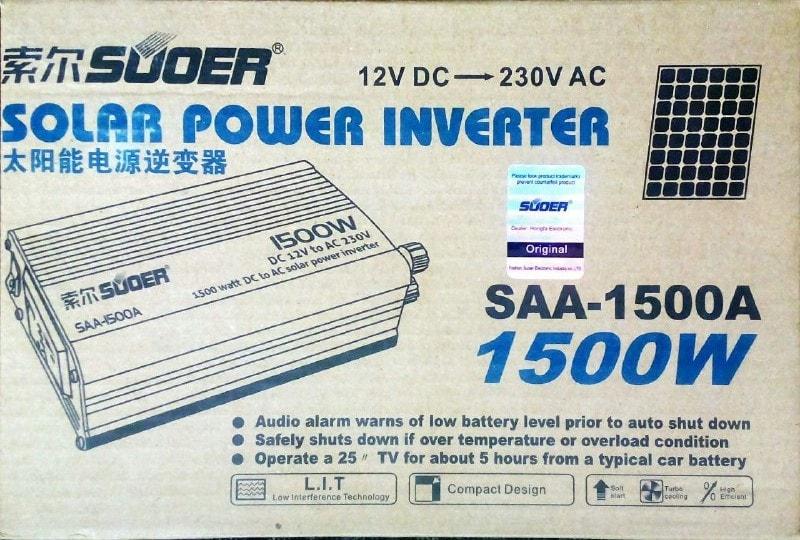 اینورتر تبدیل برق ماشین